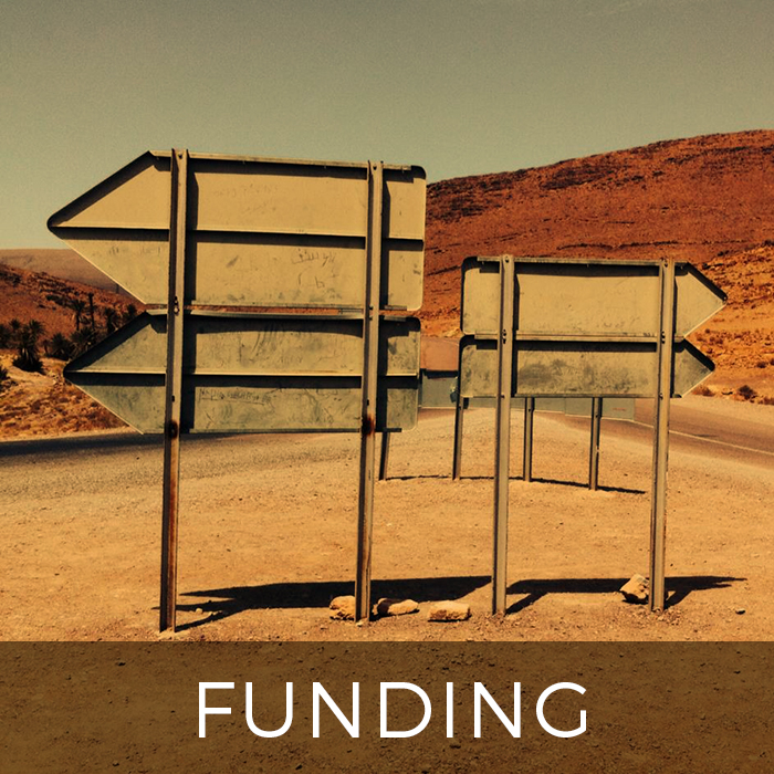 Funding & Supporting